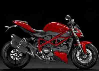 Ducati 848 Streetfighter EVO 10