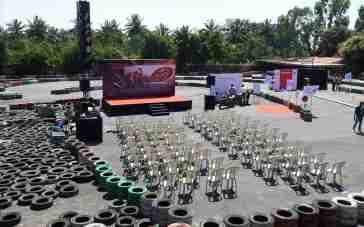 Honda CBR customer event 02