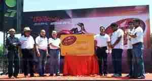Honda CBR customer event