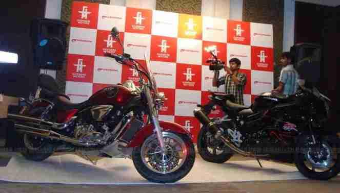 Hyosung Garware Bangalore 13Satya Mitra Motors