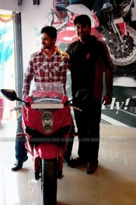 Hyosung Garware Motors Bangalore showroom launch 04