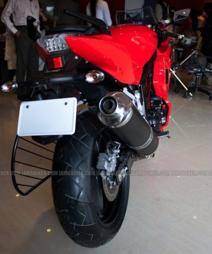 Hyosung Garware Motors Bangalore showroom launch 07