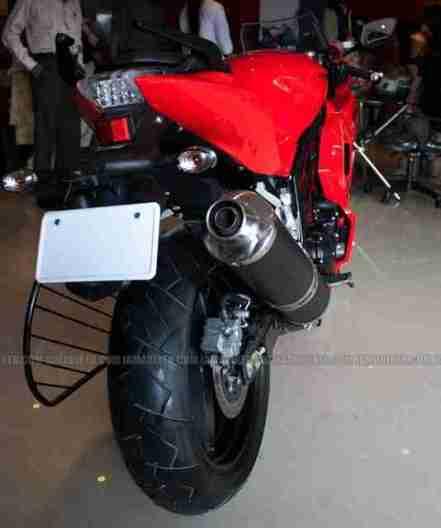 Hyosung Garware Motors Bangalore showroom launch 07