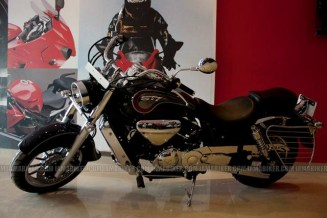 Hyosung Garware Motors Bangalore showroom launch 10