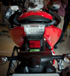 Hyosung Garware Motors Bangalore showroom launch 11