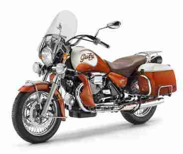 Moto Guzzi California 90th Anniversary Edition 08