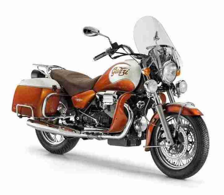 Moto Guzzi California 90th Anniversary Edition 09