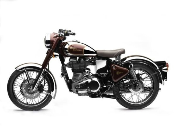 Royal Enfield Classic Chrome 500 and Desert Storm 500 India launch 02