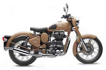 Royal Enfield Classic Chrome 500 and Desert Storm 500 India launch 04