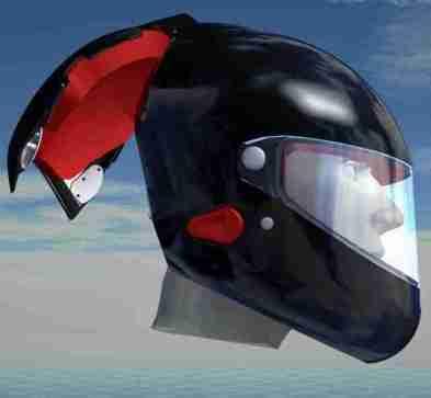 Voztec helmet 05