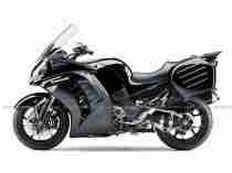 2012 Ninja GTR 1400 02 IAMABIKER