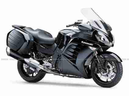 2012 Ninja GTR 1400 05 IAMABIKER