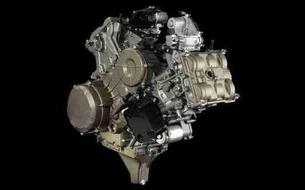 Ducati Superquadro Engine 03 IAMABIKER