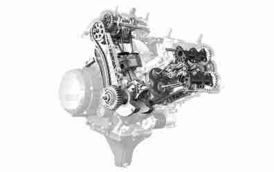 Ducati Superquadro Engine 14 IAMABIKER