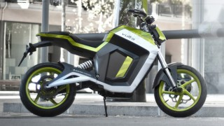First Spanish production electric motorcycle to be displayed at EICMA