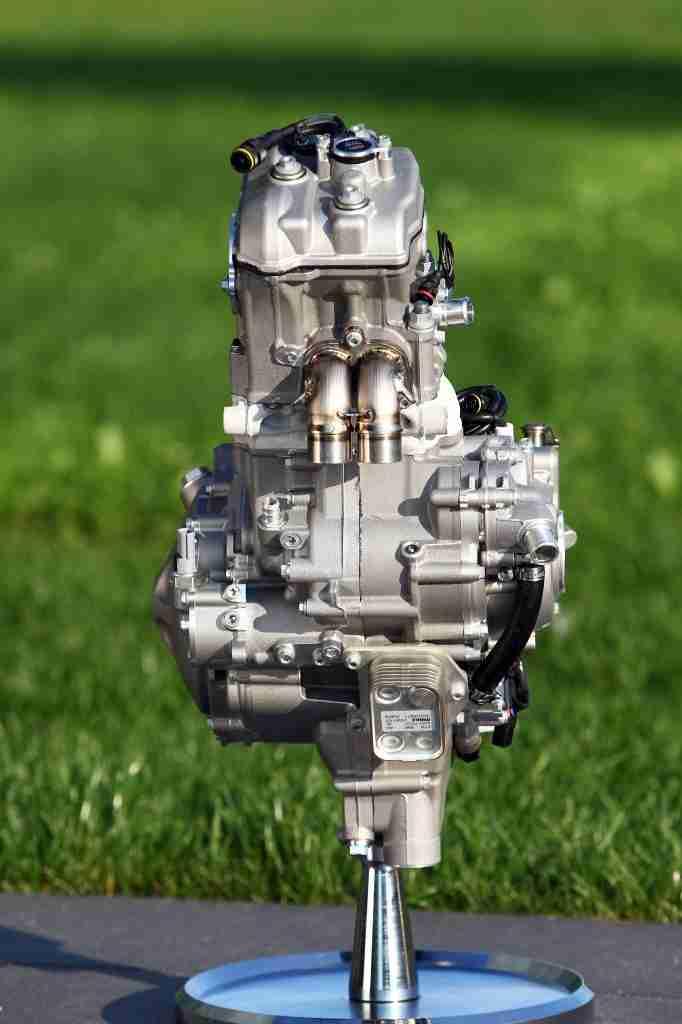 KTM moto3 engine 01 IAMABIKER
