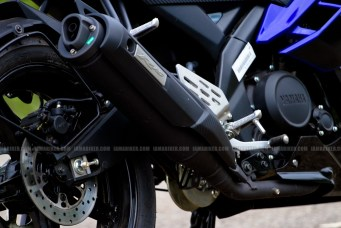 New Yamaha R15 V2.0 2011 05
