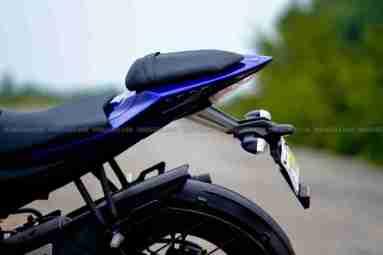 New Yamaha R15 V2.0 2011 10