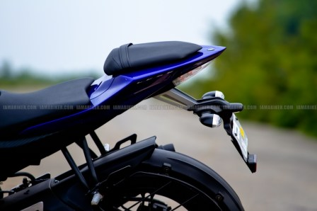 New Yamaha R15 V2.0 2011 10