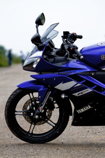 New Yamaha R15 V2.0 2011 15