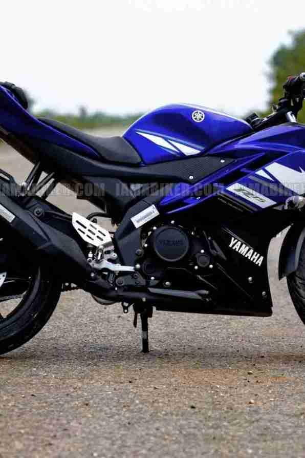 New Yamaha R15 V2.0 2011 17
