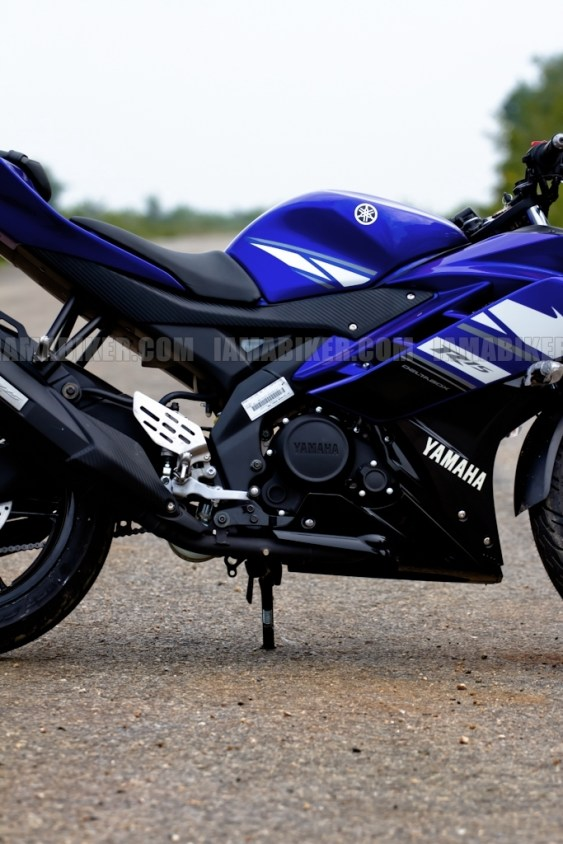 New Yamaha R15 V2.0 2011 17