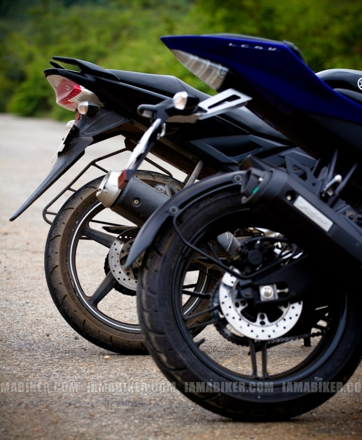 New Yamaha R15 V2.0 2011 23