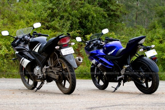 New Yamaha R15 V2.0 2011 25