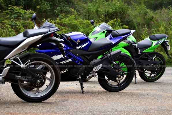 New Yamaha R15 V2.0 2011 31