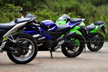 New Yamaha R15 V2.0 2011 31