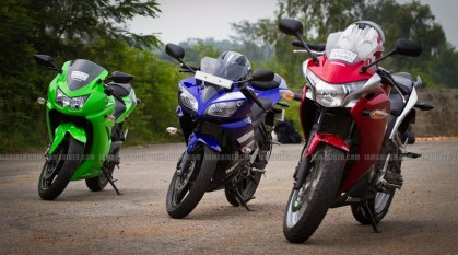 New Yamaha R15 V2.0 2011 32