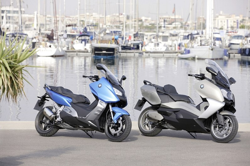 BMW F 600 C 650 Sport and GT 03 IAMABIKER