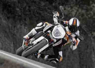 Duke 690 KTM 2012