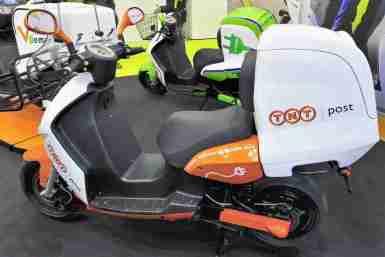 Electrics at EICMA 2011 E-Max 2