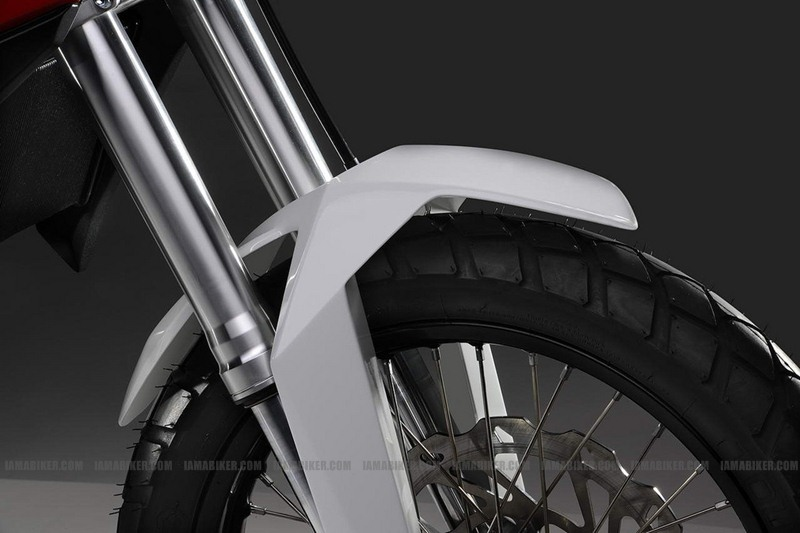 Husqvarna Concept Strada 16 IAMABIKER
