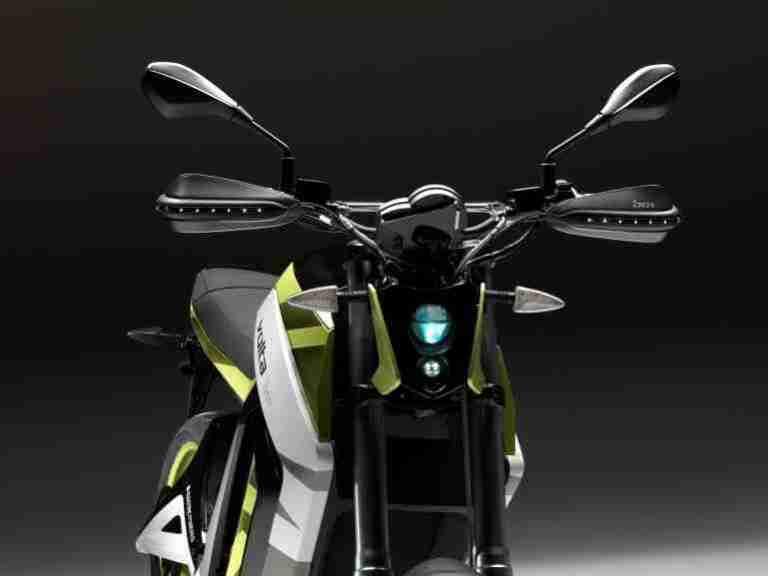 Volta BCN electric motorcycles 02 IAMABIKER