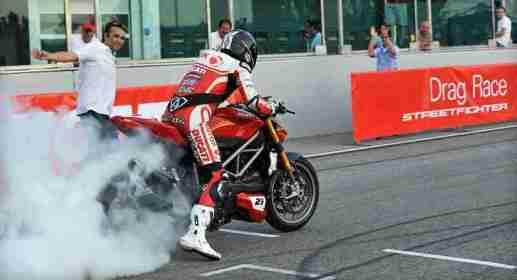 World Ducati Week 2012 IAMABIKER