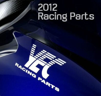 YEC Yamaha Racing Parts 2012 now available