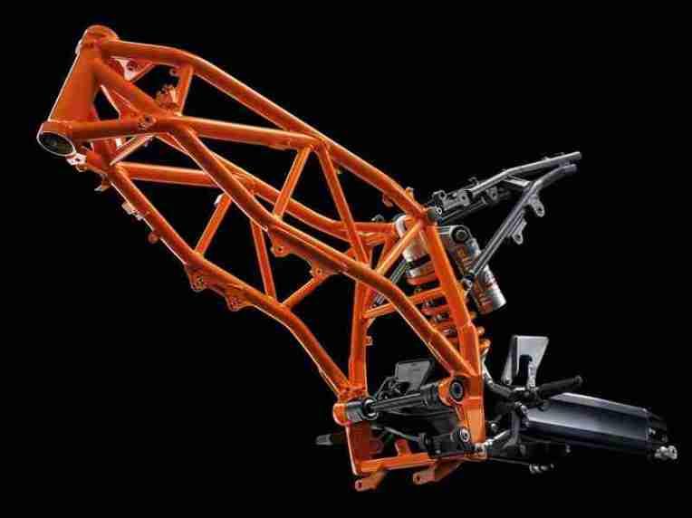 KTM 990 Super Duke R for 2012 01 IAMABIKER