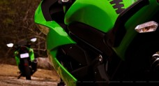 Kawasaki Ninja 650R wallpapers 05 IAMABIKER