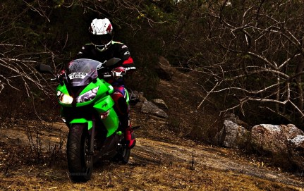 Kawasaki Ninja 650R wallpapers 06 IAMABIKER