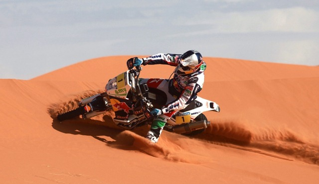 Marc Coma and his 10th Dakar