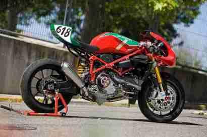 Radical Ducati 750 Daytona IAMABIKER