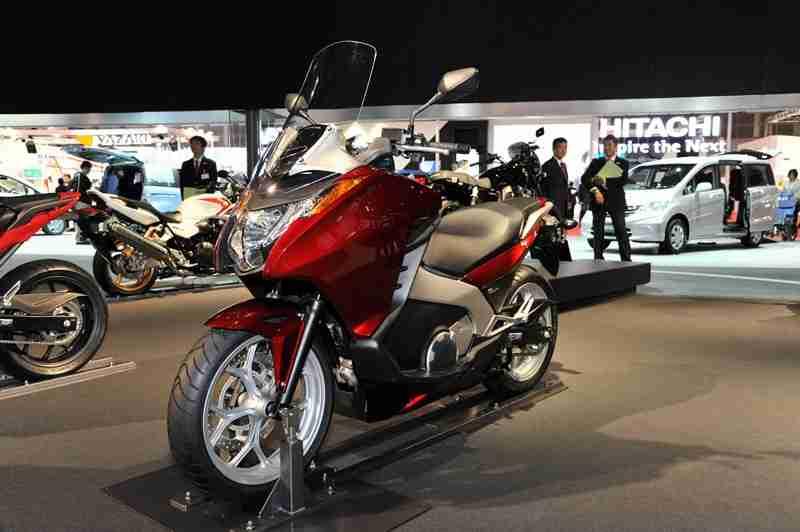Tokyo Motor show 2011  25 IAMABIKER
