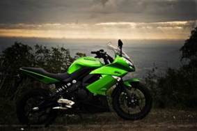 ninja 650 wallpapers set 1