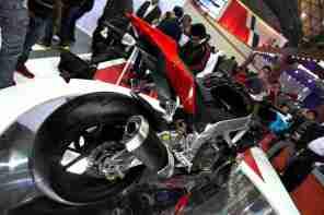 Aprilia - Piaggio Auto Expo 2012 India 03