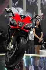 Aprilia - Piaggio Auto Expo 2012 India 11