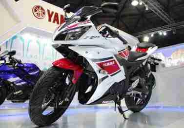 Yamaha R15 v2.0 50th Anniversary Limited Edition Color Scheme