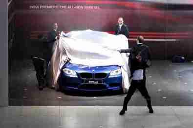 BMW Auto Expo 2012 India 05