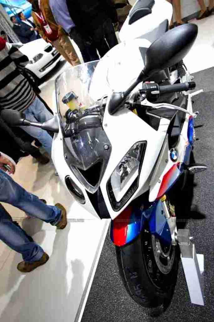 BMW Auto Expo 2012 India 12